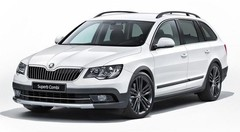 La Skoda Superb Combi Outdoor restylée sera-t-elle disponible en France?
