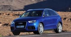 Essai Audi RS Q3 : le piment doux