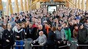Près de 583.000 visiteurs au salon de Bruxelles