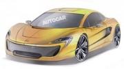 La nouvelle McLaren P13 sera à Genève, dans un an!