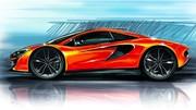 McLaren P13 : indiscrétions chiffrées à un an de la présentation