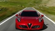 L'Alfa Romeo 4C élue Plus belle voiture de l'année
