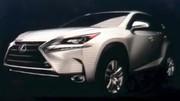 Lexus NX : En kimono de série