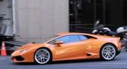 La Lamborghini Huracan surprise de près aux Etats-Unis