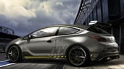 Opel Astra OPC Extreme : Évadée du Nürburgring