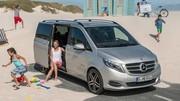 Mercedes Classe V : Moins utilitaire, plus agréable