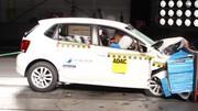 Crash-test Global NCAP en Inde : des bienfaits de l'airbag