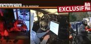 Smart Fortwo et BMW X6 : les voitures les plus volées en 2013