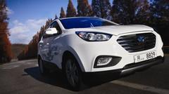 Essai Hyundai ix35 Fuel Cell : La pile à combustible à l'essai !
