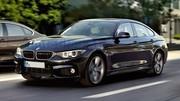 BMW Série 4 Gran Coupé : Fuite annonciatrice