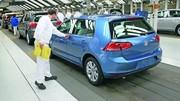 Volkswagen nouveau numéro 2 mondial devant GM en 2013 ?