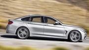 Nouvelle BMW Série 4 Gran Coupe: sous tous les angles