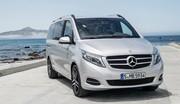Mercedes Classe V (2014) : le remplaçant du Viano