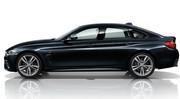 BMW Série 4 Gran Coupé : une berline Série 3 à toit plus bas avec un hayon