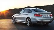 Nouvelle BMW Série 4 Gran Coupé !