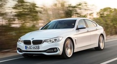 La nouvelle BMW Série 4 Gran Coupé
