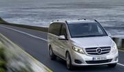 Nouvelle Mercedes Classe V : exit le Viano