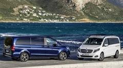 Mercedes Classe V : évolution de l'espèce