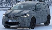 Renault Xspace : Après les paillettes, la neige