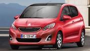 Peugeot 108 Top : Découverte à prévoir