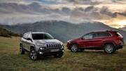Le Jeep Cherokee arrive en version diesel