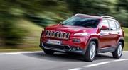 Deux Diesel pour le nouveau Jeep Cherokee