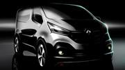 Première image du prochain Renault Trafic