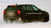 Le futur Volvo XC90 sort pour la première fois