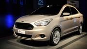 Ford Ka et Figo Concept : la nouvelle Ka des pays émergents