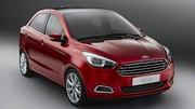 Ford Figo Concept : bientôt une rivale pour la Logan ?