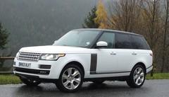 Essai Range Rover Hybrid : plus efficient et toujours waterproof