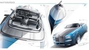 Rolls-Royce : série limitée Phantom Drophead Waterspeed pour Genève ?