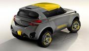 Le Renault Kwid Concept et son Flying Companion