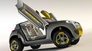 Renault Kwid Concept : pour jeunes Indiens branchés