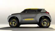Renault Kwid Concept, futur SUV pour les pays émergents
