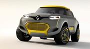 Renault Kwid : un concept très high-tech pour l'Inde