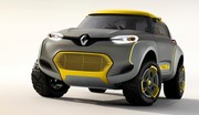 Renault Kwid, un drone de concept-car