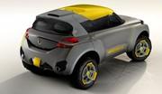 Renault Kwid Concept : crossover malin pour marchés émergents