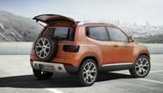 Volkswagen Taigun : un nouveau concept avant le modèle de série