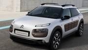 Nouveau Citroën C4 Cactus 2014 : le crossover compact va à l'essentiel