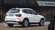 Nouveau BMW X3 2014 : des diesels trop forts