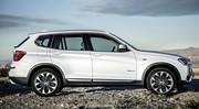 Nouveau BMW X3 : un petit X5 !