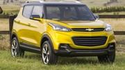 Chevrolet Adra concept, la tendance se confirme