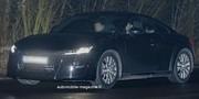 Audi TT 2014 : Le TT passe une nuit blanche