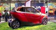 Bajaj U-Car concept, l'autre voie