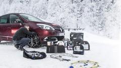 Hiver : bien s'équiper en chaînes pour rouler sur la neige