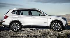 BMW X3 : Nouveau visage