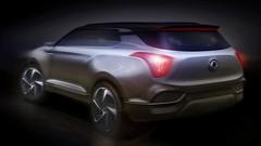 SsangYong XLV concept: raffiné et dynamique!