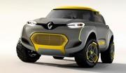Renault Kwid Concept : Le mini-crossover à 5 000 €