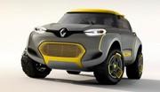 Renault Kwid Concept : un SUV avec drone